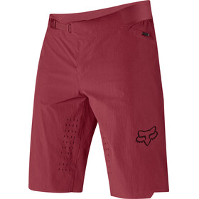Fox Flexair No Liner Cycling Shorts Men red
